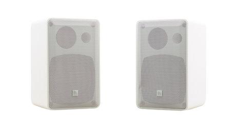 "Kramer Galil 4-O Pair of 4"", 2-Way On-Wall Speakers GALIL-4-O-B"