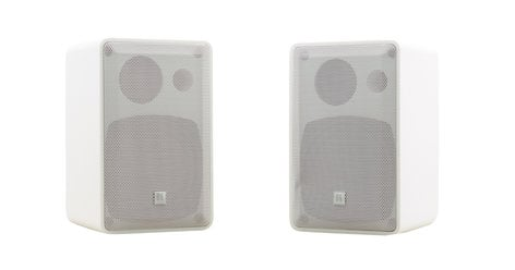 "Kramer Galil 4-O Pair of White 4"", 2-Way On-Wall Speakers GALIL-4-O-W"