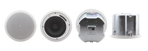 "Kramer GALIL-8-C 8"", 2-Way Closed-Back Ceiling Speakers (Pair, White) GALIL-8-C-W"