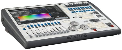 Avolites 30-01-3020-PT Touring Tiger Touch II Package DMX Lighting Console Kit with Flight Case 30-01-3020-PT