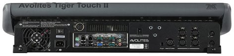 Avolites Touring Tiger Touch II Package DMX Lighting Console Kit with Flight Case 30-01-3020-PT
