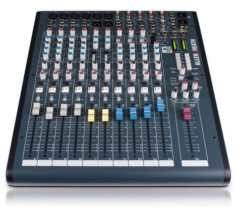 Allen & Heath XB-14-2 14 Channel Broadcast Mixer Console XB14-2