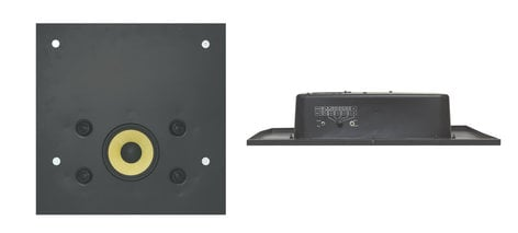"Kramer Yarden 8-T 8"", 2-Way Ceiling Tile Stereo Speaker YARDEN-8-T-W"