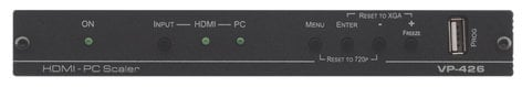 Kramer VP-426 HDMI/Computer Graphics Video & HDTV ProScale Digital Scaler VP426
