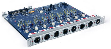 Avid SRO (Stage Rack Output) Card Analog Output Card for S6L SRO-192