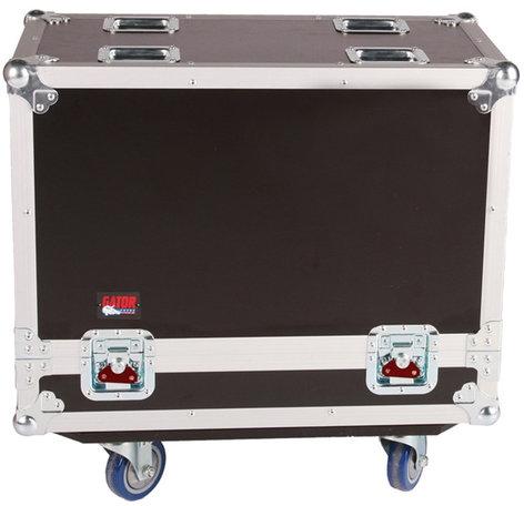 """Gator Cases G-TOUR-SPKR-212 Tour Style Transporter Case for Two 12"""" Speakers G-TOUR-SPKR-212"""