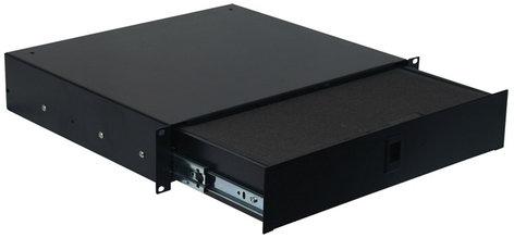 """Gator Cases Rackworks GRW-DRWDF4 4RU Drawer with Diced Foam and 14.2"""" Depth GRW-DRWDF4"""