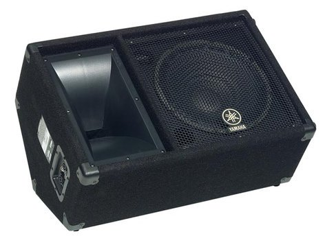 "Yamaha SM12V Concert Club V Series 12"" 2-Way 700W Peak (8 Ohms) Floor Monitor SM12V-CA"
