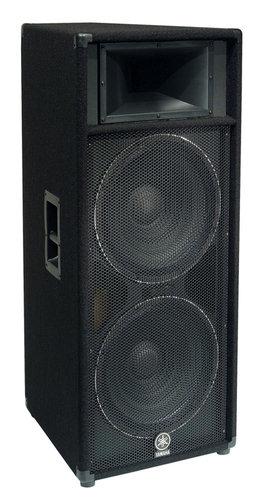 "Yamaha S215V Concert Club V Series Dual 15"" 2-Way 2000W Peak (4 Ohms) Loudspeaker S215V-CA"