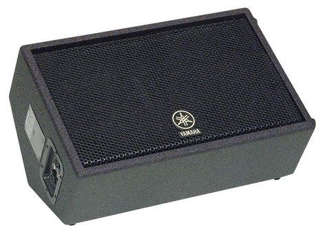 "Yamaha CM10V Concert Club V Series 10"" 2-Way 500W Peak (8 Ohms) Floor Monitor CM10V-CA"