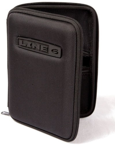 Line 6 Carry Case for TBP-12 Bodypack for XD-V55 / V75 and Relay G50 / G90 Wireless Systems TBP12-CARRY-CASE