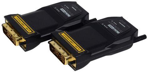 Gefen Inc DVI FM1500 Optical DVI Extender with Recordable EDID GEF-DVI-FM1500