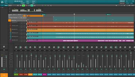 Waves Tracks Live Premium Multitrack Live Recording Software TRCKNA