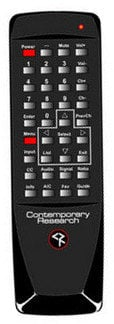 Contemporary Research Co. HD2-RC Wireless IR Remote Control CRC-HD2-RC