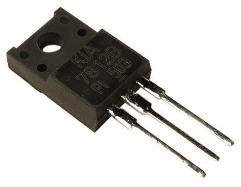 Denon 943232100370S Regulator IC KIA7812 for AVR-S700W 943232100370S