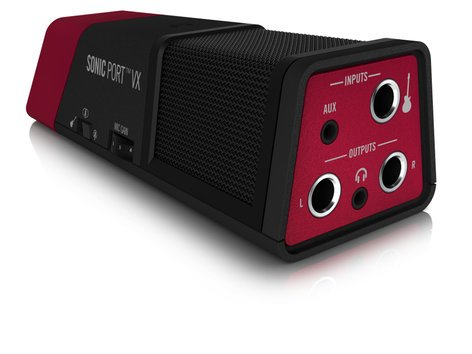 Line 6 Sonic Port VX Mobile Audio Interface with Onboard Microphone SONIC-PORT-VX
