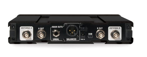 Line 6 V75-RX 14-Channel Wireless Receiver for the XD-V75 Series V75-RX