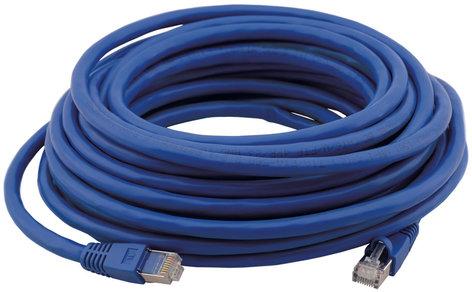 Kramer C-DGK6/DGK6-75 75 ft Four-Pair 23AWG STP (Shielded Twisted Pair) Data Cable C-DGK6/DGK6-75