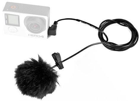 MXL Microphones MM-165GP Lavalier Microphone for GoPro Hero3, Hero3+, Hero4 Action Cameras MM-165GP