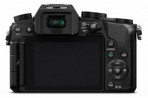 Panasonic DMC-G7HK 16MP LUMIX G7 Interchangeable Lens Camera Kit with 14-140mm Lens in Black DMC-G7HK