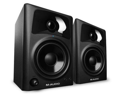 M-Audio AV42 Pair of 2-Way Active Desktop Monitors AV42XUS