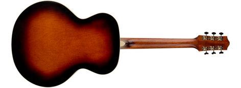 The Loar LH-279 Archtop Acoustic Guitar with Dual P-90 Pickups in Vintage Matte Sunburst Finish LH-279-VSM