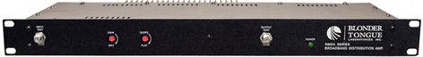 Blonder-Tongue RMDA 750-30 47-750MHz 30dB Rackmount RF Distribution Amplifier RMDA750-30