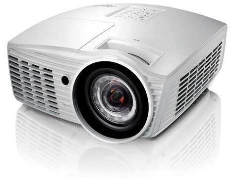 Optoma EH415ST 3500 Lumens 1080p DLP Short Throw Projector EH415ST