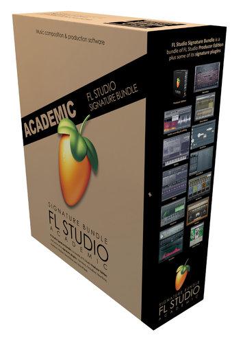Image Line FL Studio 12 [EDUCATIONAL PRICING] Signature Bundle Music Composition and Production Software FL-STUDIO-12-SIGBUNE