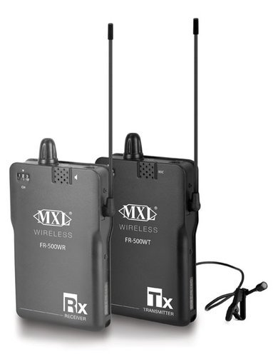 MXL Microphones FR-500WK  Wireless Lavalier Microphone System FR-500WK