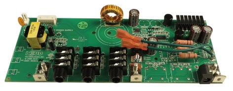 Mackie 0020142-00 Power Supply PCB for MCU2 0020142-00