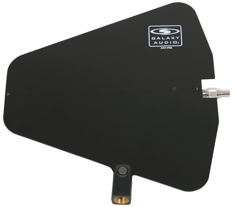 Galaxy Audio ANT-PDL  Paddle Antenna, UHF 500-900MHz ANT-PDL