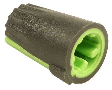 Soundcraft KA0301 Green Rotary Knob for FX16 and Powerstation KA0301