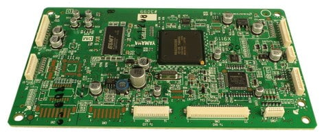 Yamaha WM290801  DM PCB Assembly for YPG-635 and DGX-630 WM290801