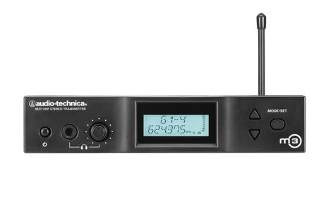 Audio-Technica M3TL Transmitter, M3 Wireless System, Stereo M3TL