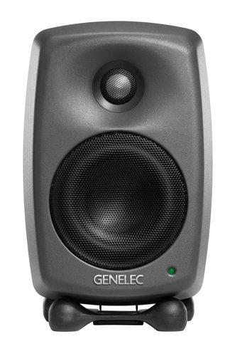 "Genelec 8320-APM 4"", 2-Way 50/75W Bi-Amplified Smart Active Monitor w/ AES/EBU 8320-APM"