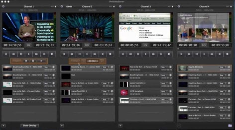 Renewed Vision ProVideoServer Video Playback and Recording Software PVS