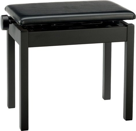 Roland BNC-05 Height Adjustable Piano Bench in Black BNC-05-BLACK