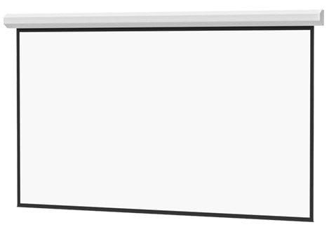 "Da-Lite 70279L  186"" (100""x160"") 16:10 Large Cosmopolitan Electrol Matte White Projection Screen with Low Voltage Control, NPA 70279L"