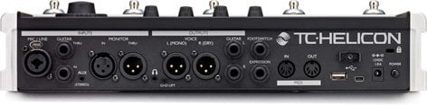 TC Helicon VoiceLive 3 Vocal/Guitar FX and Looper VOICE-LIVE-3