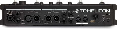 TC Helicon VoiceLive 3 Extreme Vocal/Guitar FX and Looper VOICE-LIVE-3-XTRM