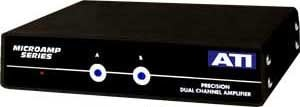 Audio Technologies Inc. L1000-1 Line Amplifier, 2 Channel, +22 dBM Transformer Output L1000-1