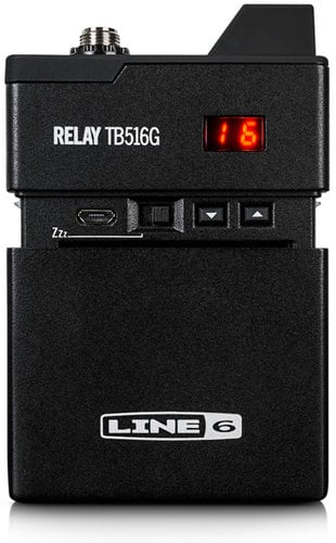 Line 6 Relay G70 Digital Wireless Guitar Pedal System RELAY-G70