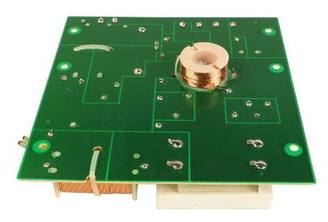 QSC WP-000409-00  Crossover PCB Assembly for AD-S82 WP-000409-00