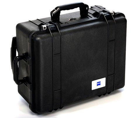 Zeiss 2005-843 4-Lens Transport Case CP.2 2005-843