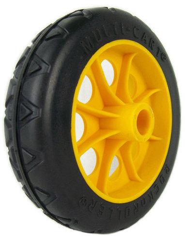 "Rock-n-Roller R6WHL/RT/O 6"" x 1.5"" Offset Rear Wheel for R2RT Cart R6WHL/RT/O"