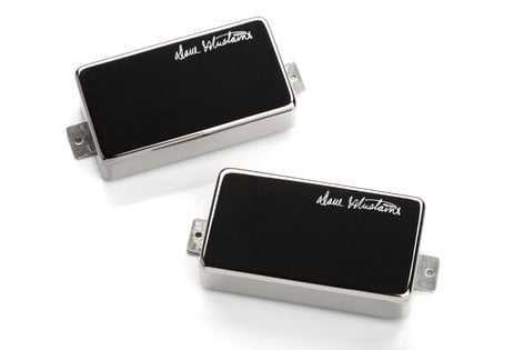 Seymour Duncan Livewire Dave Mustaine Signature Humbucking Pickups with Black Nickel Finish, Set of 2 11106-20-NC