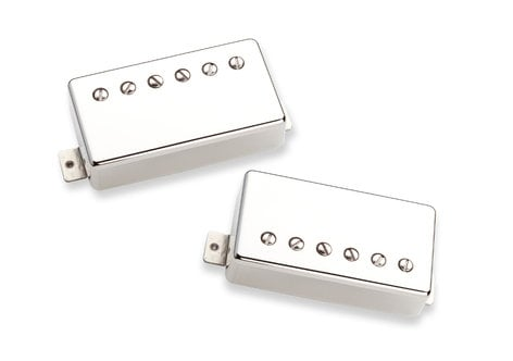 Seymour Duncan Seth Lover Model PAF-Style Humbucking Pickups in Nickel, Set of 2 11108-20-NC