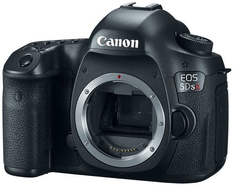 Canon EOS 5DS R Kit 50.6MP DSLR Camera Body Kit Without Lens EOS-5DS-R-KIT