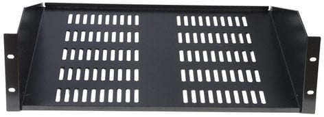 "Gator Cases GRW-SHELFVNT3 2RU Vented Shelf with 17"" Depth GRW-SHELFVNT3"